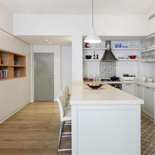 Designing smart small apartment in central Tel Aviv
