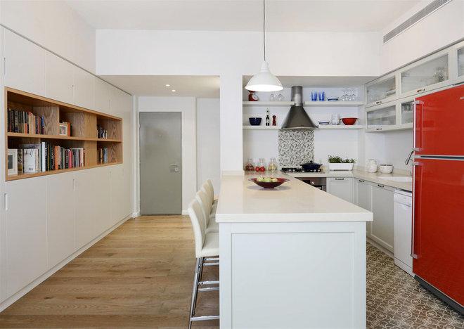 Modern Kitchen by Liat  Hadas- Architecture & Design