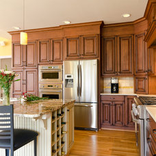 Traditional Kitchen by DesignLine Home Transformations