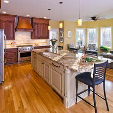 Contemporary Kitchen by DesignLine Home Transformations