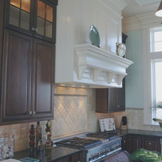 Traditional Kitchen Designs by Donna