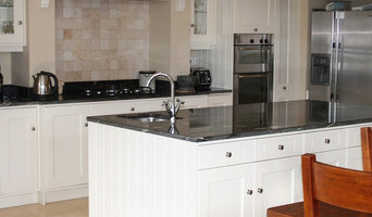 Designwood ltd handpainted kitchen