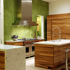 Contemporary Kitchen by Design Works LLC