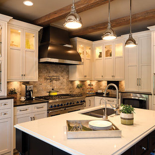 """""""Destined to be a Classic"""" Kitchen by Dura Supreme Cabinetry"""