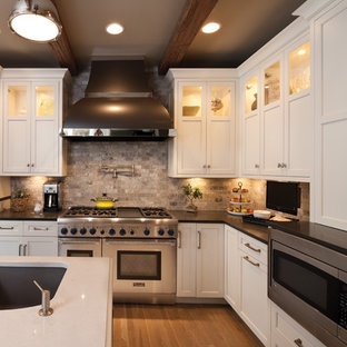"""Destined to be a Classic"" Kitchen by Dura Supreme Cabinetry"