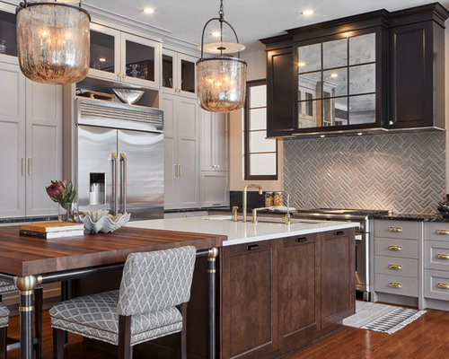 Houzz | 50+ Best Transitional Kitchen Pictures - Transitional ...
