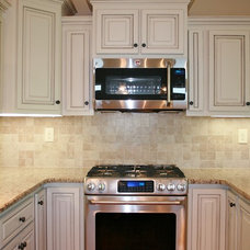 Traditional Kitchen by Crabbe Construction