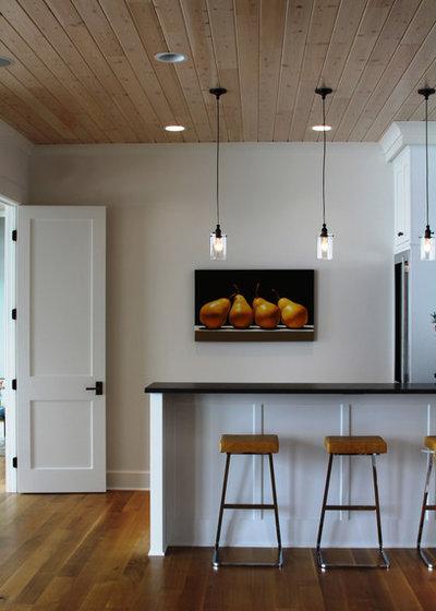 Contemporáneo Cocina by Gunkelmans Interior Design