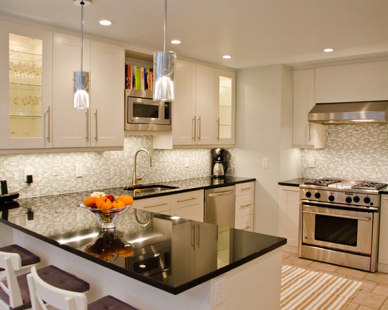 Kitchen Mosaic Backsplash Houzz