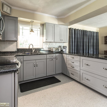 DeVor (Waypoint) Zelmar Kitchen Remodel