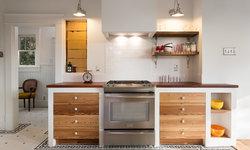 DeVos Custom Woodworking Sipo Mahogany Custom Wood Countertops
