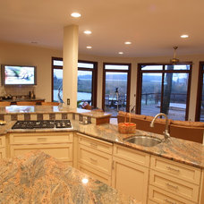 Transitional Kitchen by Kitchens By Design
