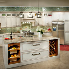 Kitchen by DeWils Custom Cabinetry
