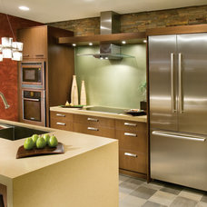 Contemporary Kitchen by DeWils Custom Cabinetry
