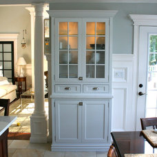 Traditional Kitchen by South Shore Kitchen Design