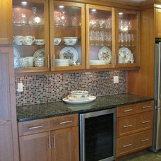 Contemporary Kitchen by Millbrook Custom Kitchens