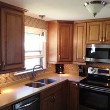 Traditional Kitchen by Susie Home Designs