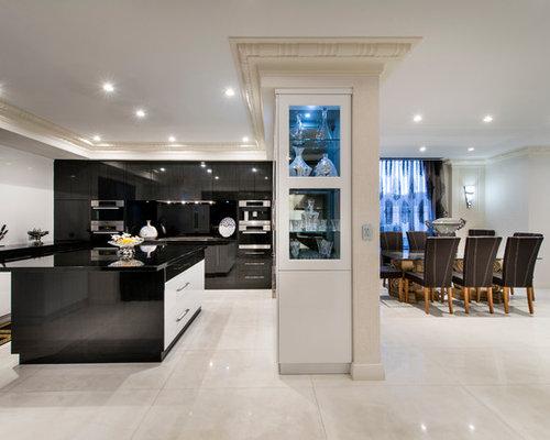 mediterrane k chen in australien ideen design bilder. Black Bedroom Furniture Sets. Home Design Ideas