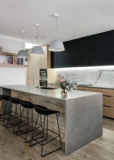 Contemporary Kitchen by Turner Interior Design