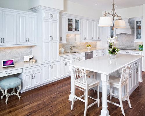 Windowless kitchen design ideas remodels photos for Windowless kitchen ideas