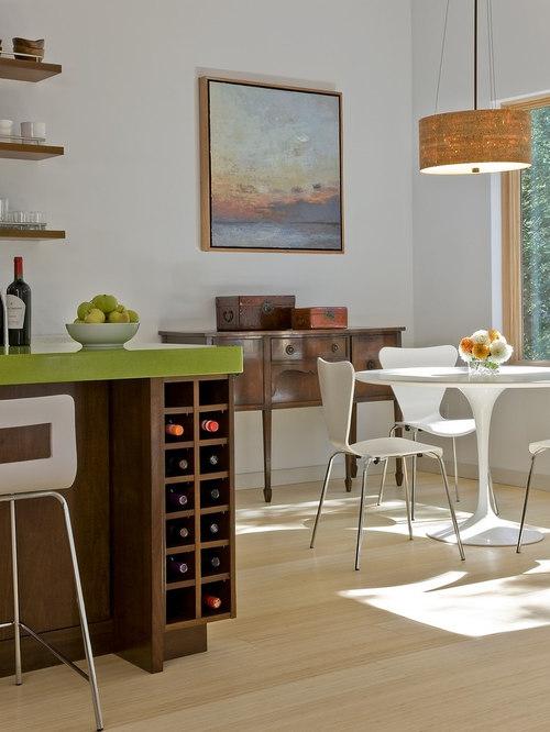 Built In Wine Rack | Houzz