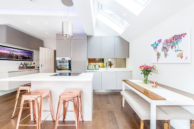 コンテンポラリー キッチン by Fresh Photo House