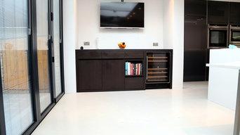 Dining Kitchen Media Storage Cabinet