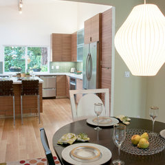 modern kitchen by Danielle Grenier