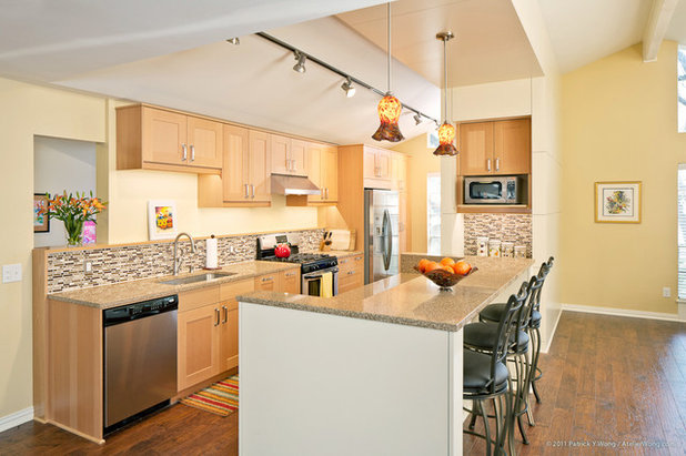 Designing your kitchen where to put the sink for Kitchen outlays