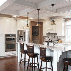 Merveilleux Toms River, NJ. Direct Depot | Two Toned White Kitchen
