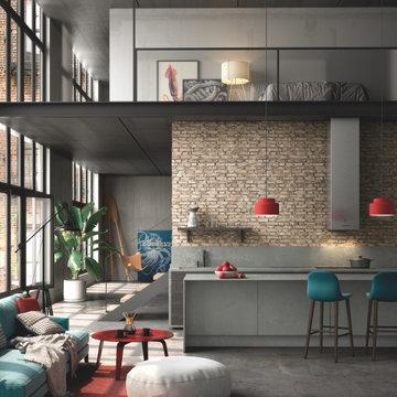 Discover Silestone Loft by Cosentino