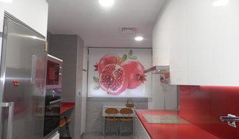 Diseño de Cocina en Granada