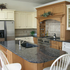 Traditional Kitchen by Heartwood Distributors