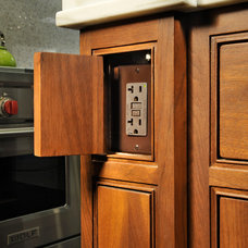 Traditional Kitchen by Brandie McCoy, CKD