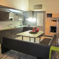 Contemporary Kitchen by German Kitchen LLC