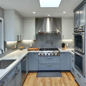 Distinct Belmont Kitchen Renovation