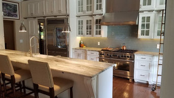 Distinctive Kitchen Remodel with Ladder