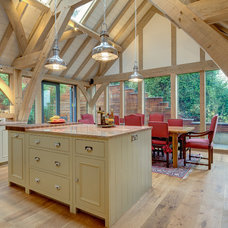 Traditional Kitchen by Colin Cadle Photography