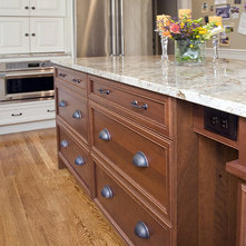 kitchen island hidden electrical outlets rh houzz com  hidden electrical outlets kitchen island