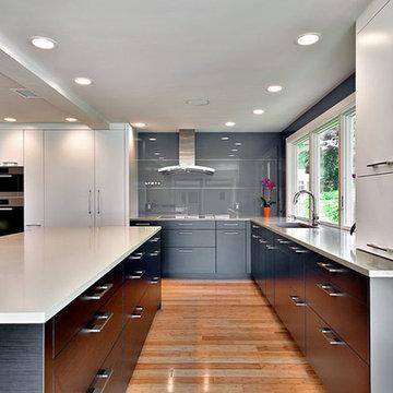 Divine Kitchens/Leicht Boston