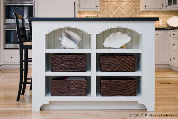 Stunning Traditional Kitchen by Divine Design Build