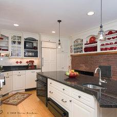 Rustic Kitchen by Divine Design+Build