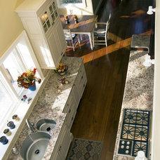 Traditional Kitchen by Divine Design+Build
