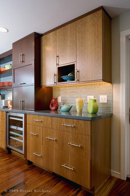 Contemporary Kitchen by Divine Design+Build