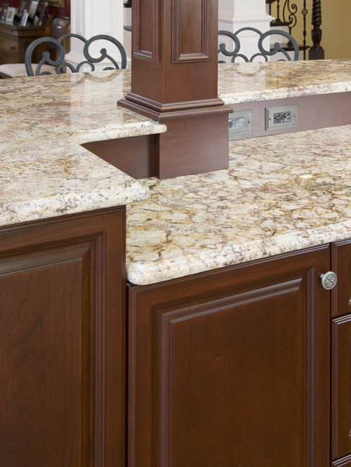 Giallo Napoleon Granite | Houzz