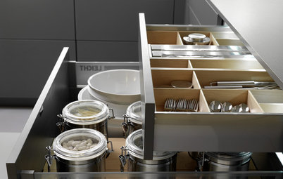 12 Great Ideas for Organization In the Kitchen