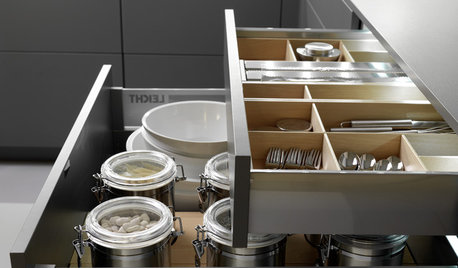 Clever Tricks to Organise Your Kitchen Drawers