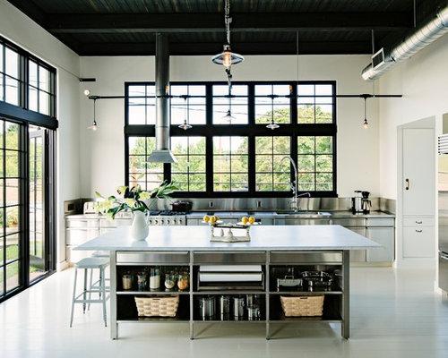 Industrial Kitchen 15+ best industrial kitchen with marble countertops ideas