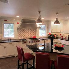 Transitional Kitchen by Artista Kitchen & Bath Design