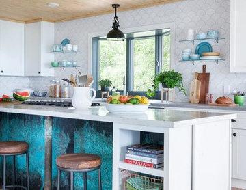 DIY Network's Blog Cabin Kitchen